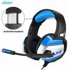 Onikuma Single Stereo Gaming Headset by Onikuma K5 Gaming Headset Casque Bass Gaming