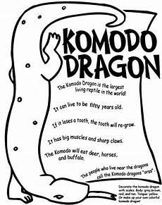 Malvorlagen Dragons Indo Komodowaran Malvorlage Coloring And Malvorlagan