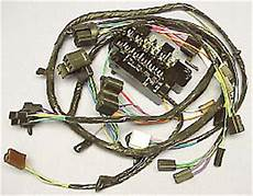 1963 Dash Wire Harness For Trucks With Factory