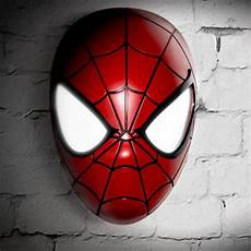 spiderman wall light uk spiderman light menkind