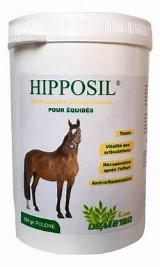 hipposil suppl 233 ment nutritionnel pour equid 233 s 500 gr