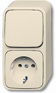 Steckdose Und Schalter Anschließen - elektro installationsgrundkurs aufputz