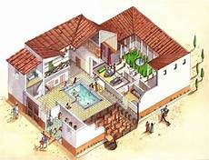 roman atrium house plan roman atrium house plan google search histoire de rome
