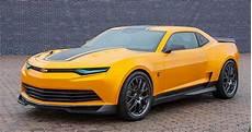 Bumblebee Camaro Shows Gm S Design In
