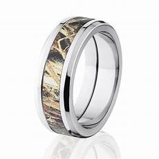 15 best ideas of camo wedding rings with diamonds