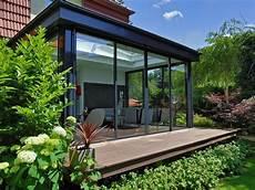 moderner wintergarten anbau moderne winterg 228 rten mit lichtraum unsere referenzen in