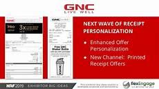 revenue hack how gnc turned their transactional