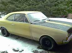 Opel Commodore A Coupe V8 Waiting Summer