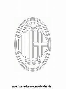 Ausmalbilder Fussball Schweiz Ausmalbilder Malvorlagen Ac Mailand