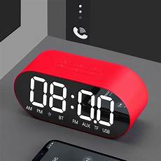 Bakeey Speaker Display Sound Lifier Audio by Bakeey P1 Portable Wireless Bluetooth Speaker Led Display