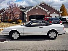 car engine repair manual 1992 cadillac allante transmission control purchase used 1992 cadillac allante convertible 80k orig miles white red all original nice in
