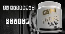 Gn Hydromax Pulver Glycerin Gn Laboratories Im Test