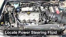 electric power steering 1996 mercury cougar user handbook follow these steps to add power steering fluid to a mercury cougar 1990 1997 1996 mercury