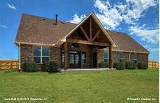 ranch style house plan 45467 rear exterior ranch style house plans ranch style homes