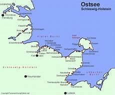 Ferienwohnung Ostsee Net Karte Schleswig Holstein