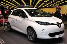 Renault Zoe 2017 Plus D Autonomie Et Nouvelles Offres