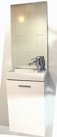 Waschplatz Gäste Wc - mini waschplatz waschtisch spiegel schrank g 228 ste wc