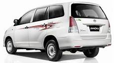 toyota innova special edition price rs 8 87 lakh fifth anniversay of toyota innova sees a
