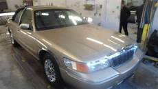 hayes auto repair manual 2000 mercury grand marquis seat position control sell used 2000 mercury grand marquis gs sedan collector series 1 owner in pittsfield new