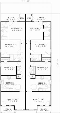 narrow lot duplex house plans harris ridge duplex home plan 055d 0388 house plans and more