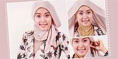 Fashion Gaya Praktis Dengan Jilbab Vemale