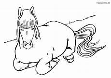 Malvorlage Liegendes Pferd Ausmalbilder Pferde Kostenlos 187 Malvorlage Pferd