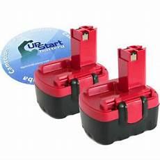 Ersatzakku Bosch Psr 14 4 - 2x 14 4v battery for bosch psr 14 4 psr 14 4 2 2 607 335