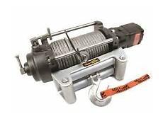 warn series 9 hydraulic industrial winch fits for 10 11 3500 f 250 350 ebay