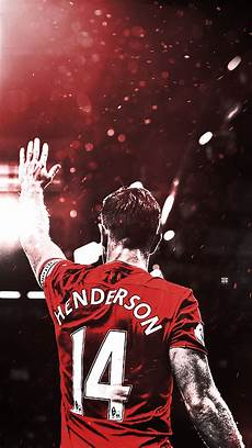 liverpool players iphone wallpaper footy wallpapers on quot henderson iphone