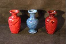vasi cinesi antichi prezzi dettagli su tre piccoli e pesanti antichi vasi cinesi in