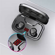Bakeey Bluetooth Earphone Wireless Stereo Sports by Bakeey X10 Tws Noise Cancelling Wireless Stereo Bluetooth