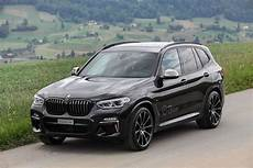dahler cranks bmw x3 m40i up to 414 hp 309 kw