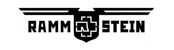 Rammstein Decal Sticker &187 A1 Decals