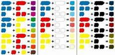 farben mischen online farbmischungen tabelle en 2020 mezcla de colores de