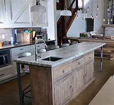 Kitchen Island With Seating Toronto by Rustic Redifined One Of A Kitchen Island Rustic
