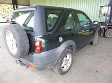 pieces land rover freelander plage arriere land rover freelander i phase 1 diesel