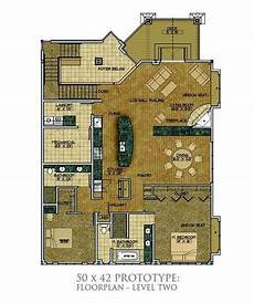 hangar house plans hanger home upper level floor plans steel building