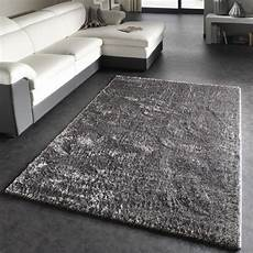 rug high pile shaggy carpet soft shiny pile in