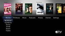 apple tv 3 0 update adds radio new menu system