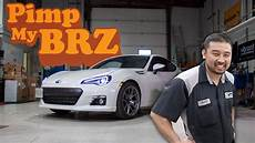 Pimp My Ride Subaru Brz Edition