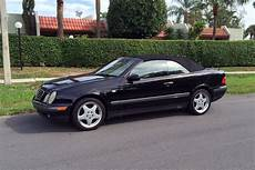 1999 Mercedes Clk 320 Convertible 187356