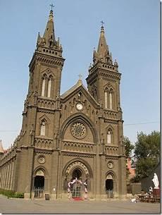 Mengaku Backpacker 10 Gereja Terindah Di Cina