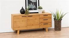 kommode wildeiche sideboard chara anrichte kommode in wildeiche furnier