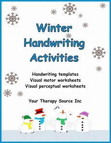free winter handwriting worksheets 20021 winter handwriting activities ebooks education