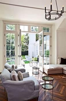 Decorating Ideas For Windows In Living Room by Veranda Living Rooms Benjamin White Dove