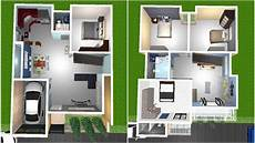 duplex house plans 30x40 30x40 duplex house with car parking 4bhk 1200 sqft