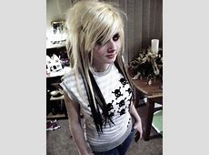 All About Fashion Collection: Emo Hairstyle Girls