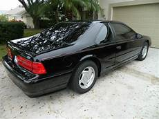 free car manuals to download 1994 ford thunderbird windshield wipe control 1994 ford thunderbird sc super charged 12 000 original miles 5 speed classic ford thunderbird