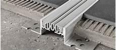 giunti dilatazione per pavimenti gda 55 in alluminio inserto in neoprene giunti di