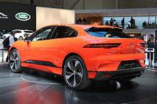 all electric 2019 jaguar i pace launches with 240 of